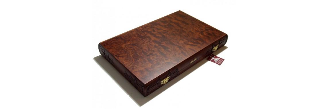 Rosewood backgammo