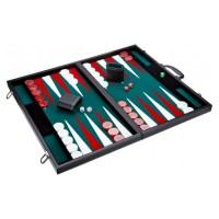 Leatherette backgammon sets