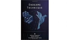 Endgame Technique (Backgammon Odyssey) - book (author: Michihito Kageyama)